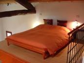 Bedroom on the loft 2