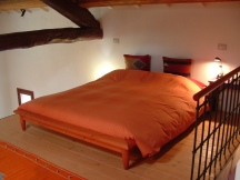 Bedroom on the loft 2